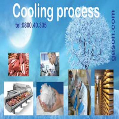 Industriel - Cooling process
